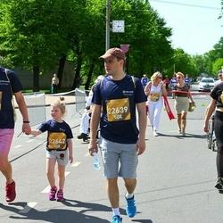 Tet Riga Marathon - Dmitrijs Andrejevs (22639), Gabriela Ieviņa (22642)