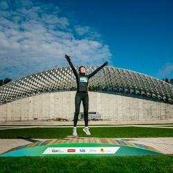 Trase Maratons Mežaparkā '21 - Sigita Spale (234)