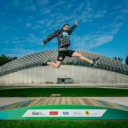 Trase Maratons Mežaparkā '21 - Aleksei Kondratev (113)