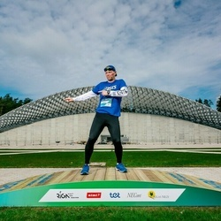 Trase Maratons Mežaparkā '21 - Guntars Silins (104)
