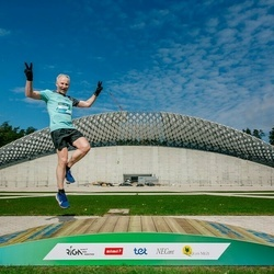Trase Maratons Mežaparkā '21 - Aigars Ansbergs (243)