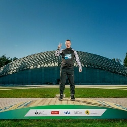 Trase Maratons Mežaparkā '21 - Andris Bernatovičs (364)
