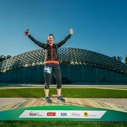 Trase Maratons Mežaparkā '21 - Maira Amoliņa (746)