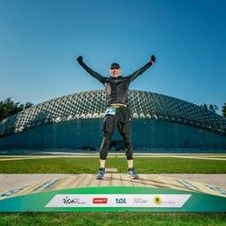 Trase Maratons Mežaparkā '21 - Aleksejs Trofimovs (296)
