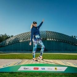 Trase Maratons Mežaparkā '21 - Sigita Skrastiņa (291)