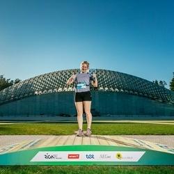 Trase Maratons Mežaparkā '21 - Linda Danilāne (615)