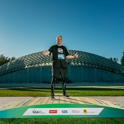 Trase Maratons Mežaparkā '21 - Ainars Spuriņš (326)