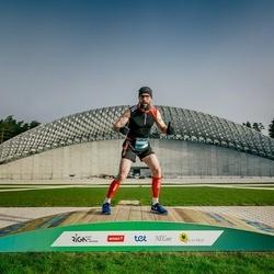 Trase Maratons Mežaparkā '21 - Janis Andersons (690)