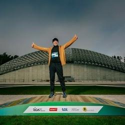 Trase Maratons Mežaparkā '21 - Maksims Karputins (727)