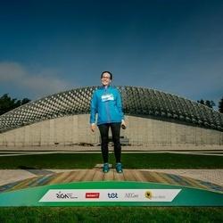 Trase Maratons Mežaparkā '21 - Iveta Dārziņa (402)