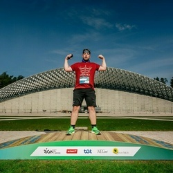 Trase Maratons Mežaparkā '21 - Gatis Štulbergs (715)