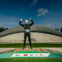 Trase Maratons Mežaparkā '21 - Arnis Malbergs (242)