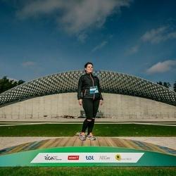 Trase Maratons Mežaparkā '21 - Evita Savickaite (599)