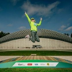 Trase Maratons Mežaparkā '21 - Ilze Kokoriša (286)