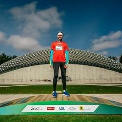 Trase Maratons Mežaparkā '21 - Juris Sleiers (790)