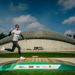 Trase Maratons Mežaparkā '21 - Arnis Ozoliņš (536)