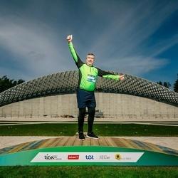 Trase Maratons Mežaparkā '21 - Aleksejs Kudrjašovs (500)