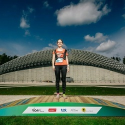 Trase Maratons Mežaparkā '21 - Līva Leimane (105)