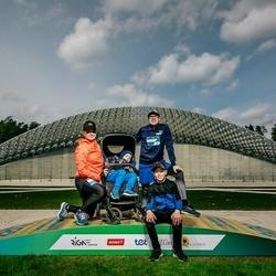 Trase Maratons Mežaparkā '21 - Aivars Rapša (707)