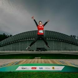 Trase Maratons Mežaparkā '21 - Gita Kolerte (595)