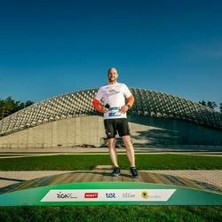 Trase Maratons Mežaparkā '21 - Marcis Maurins (292)