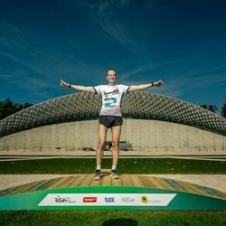 Trase Maratons Mežaparkā '21 - Valdis Ņilovs (332)