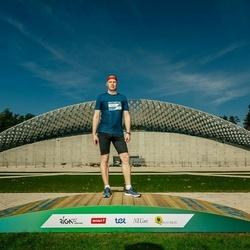 Trase Maratons Mežaparkā '21 - Armands Šadinovs (166)