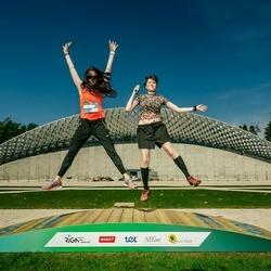 Trase Maratons Mežaparkā '21 - Jūlija Kuzņecova (270)