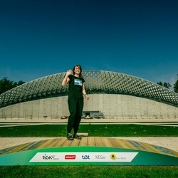 Trase Maratons Mežaparkā '21 - Agnese Misāne (416)