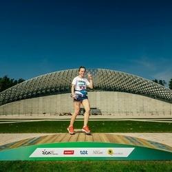 Trase Maratons Mežaparkā '21 - Anita Zarāne (719)