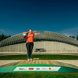 Trase Maratons Mežaparkā '21 - Ilze Birzniece-Stundiņa (634)