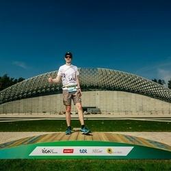 Trase Maratons Mežaparkā '21 - Mārtiņš Freibergs (481)