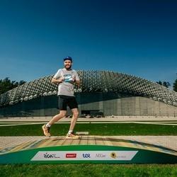 Trase Maratons Mežaparkā '21 - Oles Shevchenko (169)