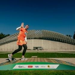 Trase Maratons Mežaparkā '21 - Unda Ozoliņa (321)