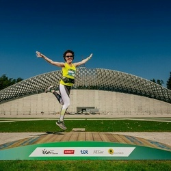 Trase Maratons Mežaparkā '21 - Inese Akmentiņa (114)