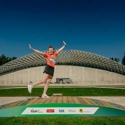 Trase Maratons Mežaparkā '21 - Daina Silgale (250)