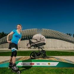 Trase Maratons Mežaparkā '21 - Evija Šulce (206)