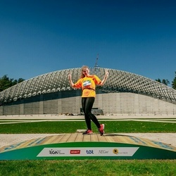 Trase Maratons Mežaparkā '21 - Ginta Buševica (562)