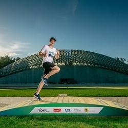Trase Maratons Mežaparkā '21 - Jānis Rakulis (773)
