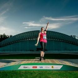 Trase Maratons Mežaparkā '21 - Linda Zommere (696)