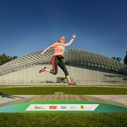 Trase Maratons Mežaparkā '21 - Ieva Skujiņa (708)