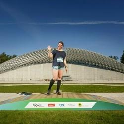 Trase Maratons Mežaparkā '21 - Ruta Saliņa (685)