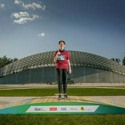 Trase Maratons Mežaparkā '21 - 'katrīna Milda' Mūrniece (398)