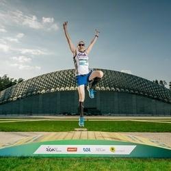 Trase Maratons Mežaparkā '21 - Oskars Popēns (789)