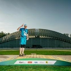 Trase Maratons Mežaparkā '21 - Dmitry Salnikov (160)