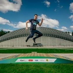 Trase Maratons Mežaparkā '21 - Sergejs Pislegins (711)