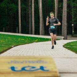 Trase Maratons Mežaparkā '21 - Edgars Rancāns (668)