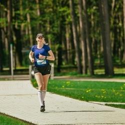 Trase Maratons Mežaparkā '21 - Inga Krastina (774)
