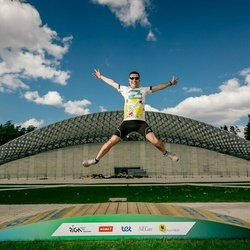 Trase Maratons Mežaparkā '21 - Aleksis Orlovs (299)