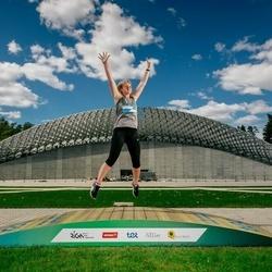 Trase Maratons Mežaparkā '21 - Jekaterīna Grasmane (443)
